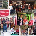 234 SC Bogor kembali giat sosial Berbagi di tengah pandemi