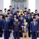 Gus Dur Dilengserkan dan Megawati Dilantik Jadi Presiden 20 Tahun Lalu