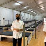 Jokowi: Rumah Oksigen Gotong Royong Rampung Pekan Depan, Bisa Tampung 500 Pasien